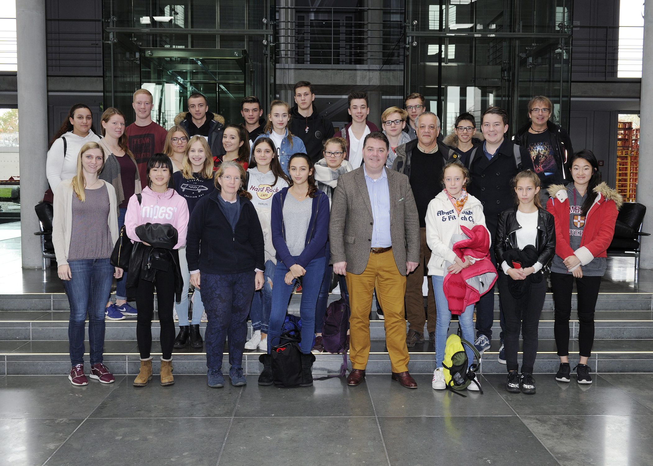Jugendzentrum Oase – Berlin unter- und oberirdisch
