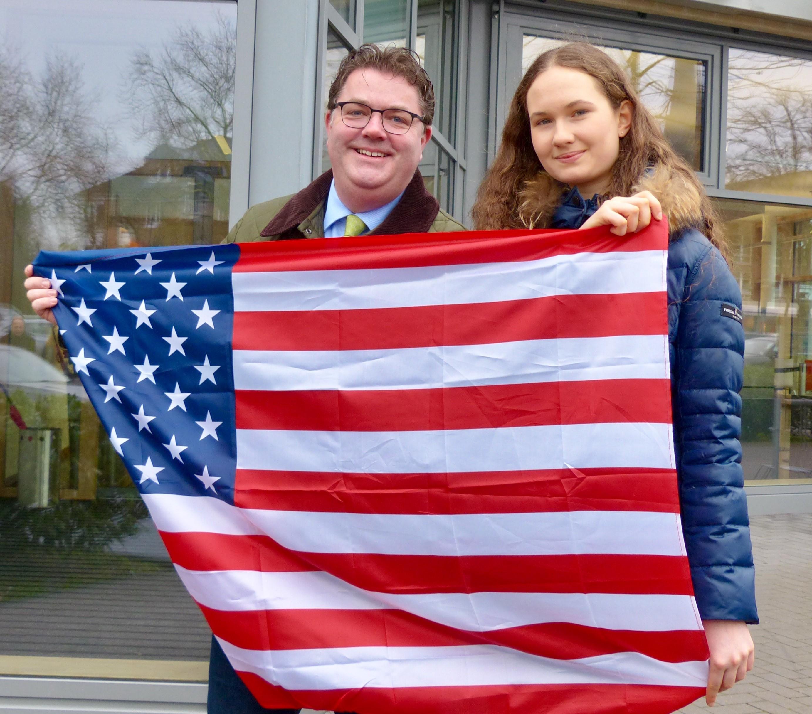 USA-Stipendium für Julia Philipp