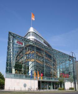 Das Konrad-Adenauer-Haus, die Bundeszentrale der CDU / ©www.bilder.cdu.de